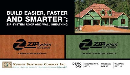 ZIPsystem Installaction Clinic