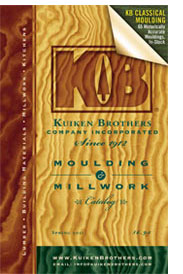 Moulding and Millwork Catalog