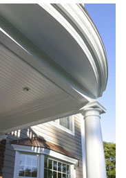 KLEER PVC MOULDINGS FOR EXTERIOR APPLICATIONS