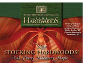 Stock Hardwood Mouldings
