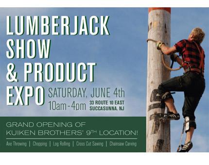 Lumberjack Show