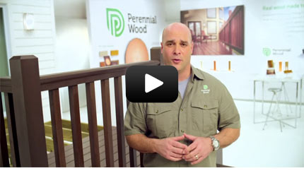 Wood decking cupping wood decking for Perennial wood