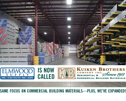 KUIKEN BROTHERS COMMERCIAL BUILDING MATERIALS
