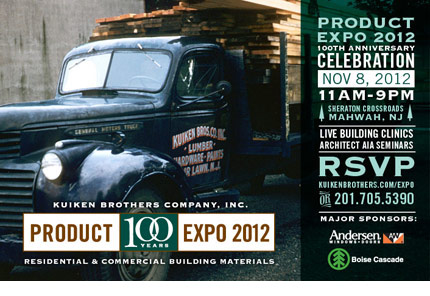 Product Expo 2012