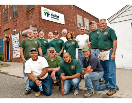 100th Anniversary Celebration Includes Paterson Habitat for Humanity Corporate Challenge