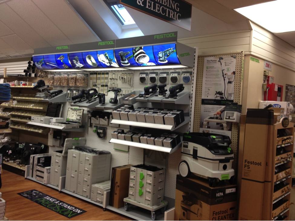 Festool In-stock