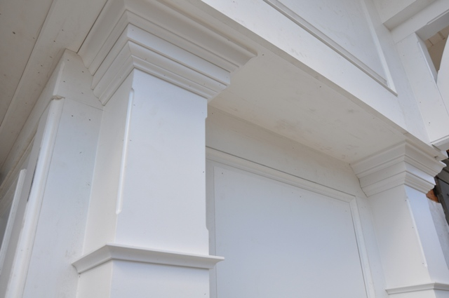 Kleer pvc more than just 1x4 trim kuiken brothers for Exterior 1x4 trim