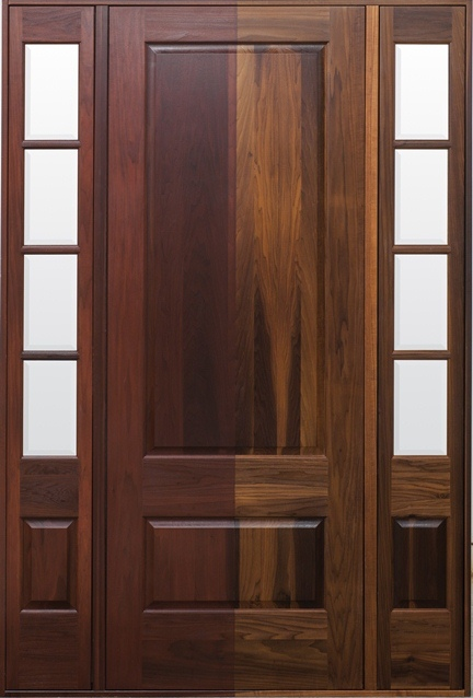 Lemieux Introduces Premium Torrefied Exterior Wood Door