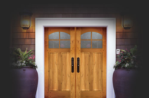 Simpson Has Always Made Doors That Last But The Nantucket Series Offers Exceptional Performance By Combining A Unique Modified Mortise And Tenon