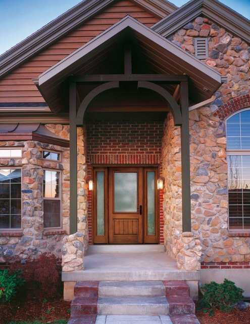 Therma tru introduces new privacy glass choices for entry doors tt pic class of 2012 cc rustic with rain therma tru eventshaper