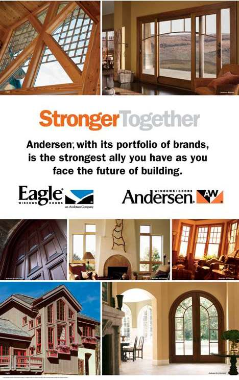 Eagle Windows By Andersen Now Available At Kuiken