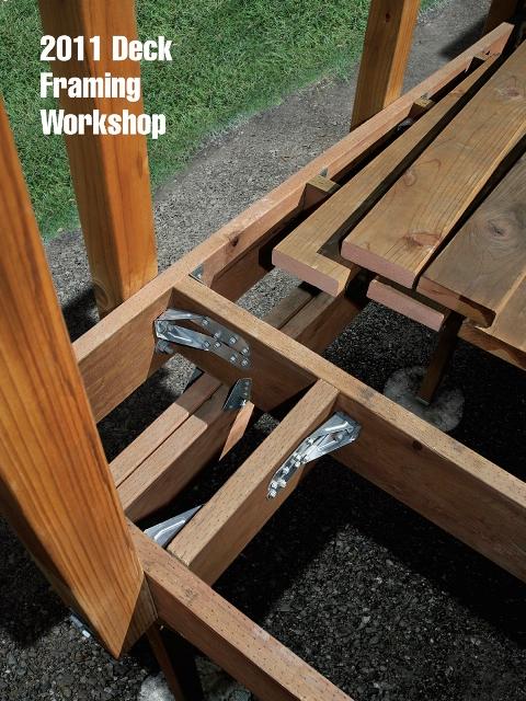 Nj Deck Building Code