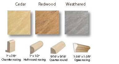 Tongue & Groove Porch Flooring from Aeratis - Kuiken Brothers