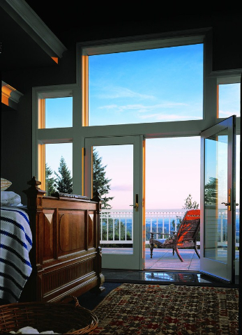 Andersen windows 400 series windows doors with for Location of doors and windows