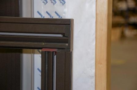 Andersen A Series Snap On Exterior Trim Installation