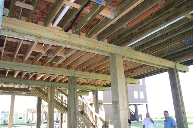 Anthony Power Preserved Glulam For Coastal Applications