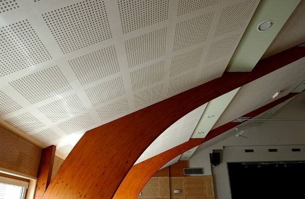 Acoustical Ceiling TilesOpen Cell Tiles Image