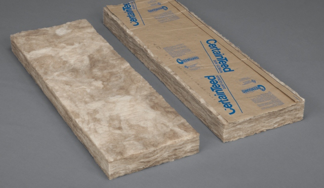 Quiet Batt Soundproofing Insulation : Certapro commercial sustainable insulation acoustatherm