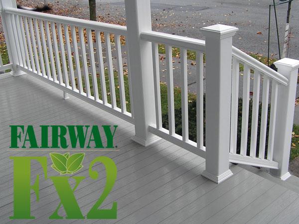 Fairway Fx2 Composite Railing Video On Kuikenbrothers Com