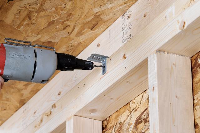 Backline Drywall Fastening Systems From Fastenmaster