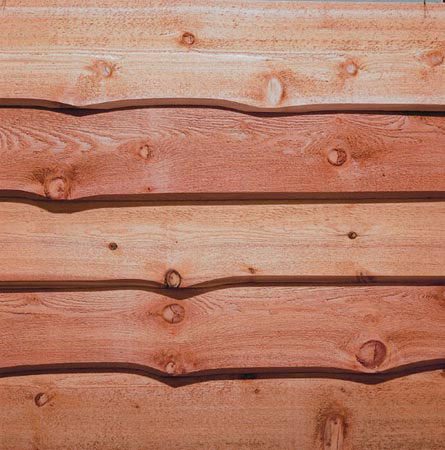 Haida Cedar Skirl Siding Now In Stock At Kuiken Brothers