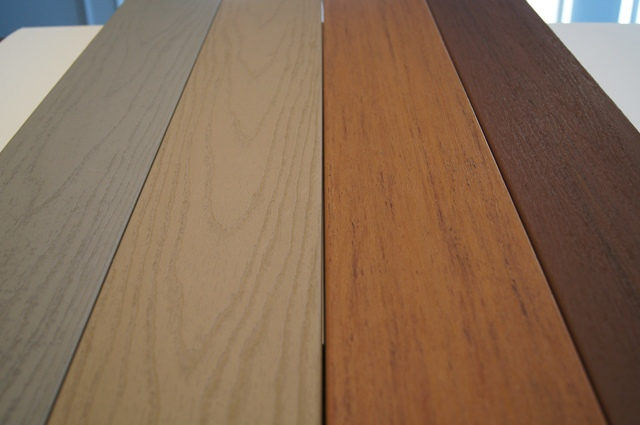 New Kleer Pvc Decking Features Grooved Edges For Hidden Fasteners Kuiken Brothers
