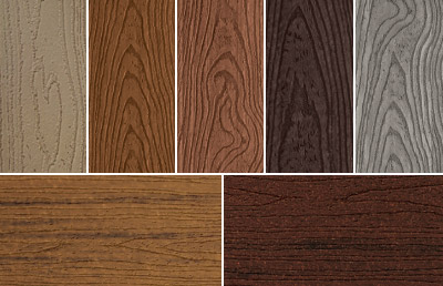 Trex Decking Colors >> Seven Trex Transcend Decking Colors Now in Stock at Kuiken Brothers - Kuiken Brothers