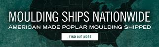 Moulding Ships Nationwide