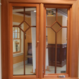 Ordering Your Windows and Doors in a Different Species? We Have KB Hardwood Mouldings to Match