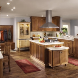Kitchen Cabinets - Champagne Tastes and Beer Budgets.