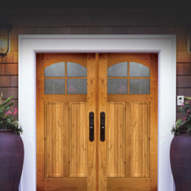 Nantucket Door Series from Simpson Doors