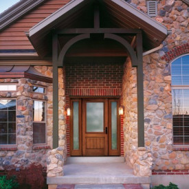 Therma-Tru Introduces New Privacy Glass Choices For Entry Doors