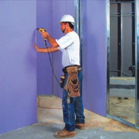 National Gypsum XP Purple Drywall Board Protects Against Mold and Mildew - In-Stock at Kuiken Brothers Locations in NJ & NY