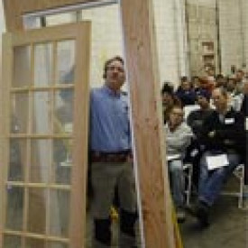 Kuiken Brothers Hosts Installation Clinic for Builders, Remodelers and Architects - Midland Park, NJ March 4, 2009