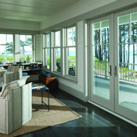 Andersen 400 and A-Series Windows & Doors with Stormwatch Protection For Coastal Applications