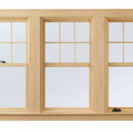 Andersen A-Series Windows feature Common Site Lines for Double-Hung, Picture and Casement Windows