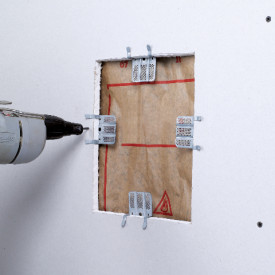 BACKLine Drywall Fastening Systems from Fastenmaster - Available at Kuiken Brothers in NJ & NY