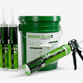Applying Green Glue Noiseproofing Sealant - Watch the Video on KuikenBrothers.com