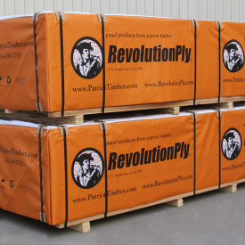 RevolutionPly Plywood from Patriot Timber Products In-Stock at Kuiken Brothers Locations in NJ & NY