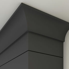 Sweeping Cove Crown Moulding Profiles Now In-Stock at Kuiken Brothers Locations in NJ & NY