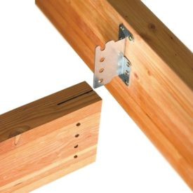 Simpson Strong-Tie CJTZ Concealed Joist Tie Available at Kuiken Brothers Locations in NJ & NY