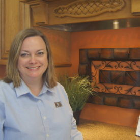 Kuiken Brothers' Cabinetry Designer Beverly Van Stone - Wantage, NJ Showroom