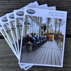 Download the Trex Deck & Railing 2020 Product Catalog - Available at Kuiken Brothers, NJ & NY Largest Stocking Dealer