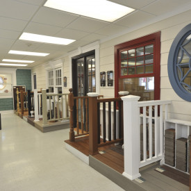 Midland Park, NJ Showroom Tour - Windows, Doors, Mouldings & Decking