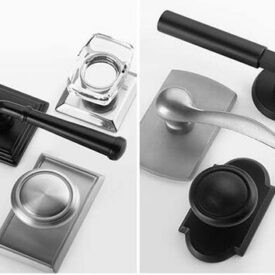Emtek Architectural Hardware Available at Kuiken Brothers Locations Throughout NJ & NY