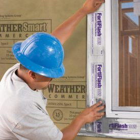 Henry FortiFlash 365 Waterproof Flashing Membrane - Now In-Stock at Kuiken Brothers Locations in NJ & NY