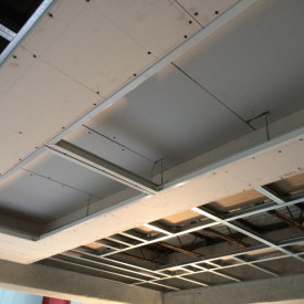 CertainTeed's New Drywall Suspension System Available at Kuiken Brothers Commercial Locations in NJ