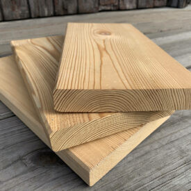 Siberian Larch Decking (Alternative to Cedar Decking) Now Available at Kuiken Brothers Locations in NJ & NY