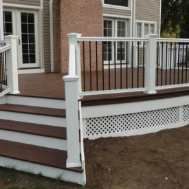 LIVE In-Store Demo Days with KLEER PVC Trim & Decking at Kuiken Brothers March 25 - 28, 2014