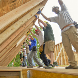 Kuiken Brothers Completes Paterson Habitat for Humanity Build Week 2016